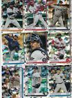 2019 Topps Chrome Sapphire Complete Your Set You Pick Singles #401-500 Scanned on Ebay