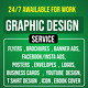 any kinds of GRAPHIC DESIGN, logo designer, t shirt designer, Photo editing Etc