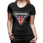 Women's Triumph-Motorcycle-Logo T Shirts $12.99 USD on eBay