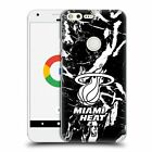 OFFICIAL NBA 2019/20 MIAMI HEAT HARD BACK CASE FOR GOOGLE PHONES