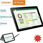 Chuwi Hi10 Air 10.1'' Quad Core 4gb + 64gb Dual Cam Sim Windows 10 Tablet Pc Lot