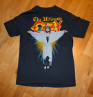 Reprint Ozzy Osbourne Band Ultimate Tour Monsters Of Rock Concert T-Shirt G083 image