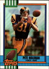 1990 Topps Football You Pick/Choose Cards #1-193 RC Stars ***FREE SHIPPING***Football Cards - 215