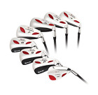 Ram Golf Laser Graphite Hybrid Irons Set 4-SW (8 Clubs) - Mens Right Hand