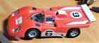 AFX / Aurora Red Rerrari 512M w/ Mean Green Armature & Sears Weighted Chassis
