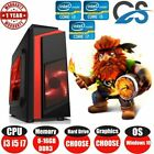 Ultra Fast I3 I5 I7 Desktop Gaming Computer Pc 2tb 16gb Ram Gtx 1660 Win10 Lot
