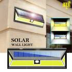 180 LED COB Solar Powered Garden Light Motion Sensor Outdoor Lamp Warm White