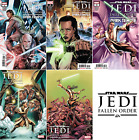 STAR WARS JEDI FALLEN ORDER DARK TEMPLE #1 thru #5 - Mini-Series - NM - Marvel $3.99 USD on eBay