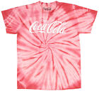 Coca Cola Shirt Mens' Tie Dye Enjoy Coca-Cola Logo T-Shirt $18.95  on eBay