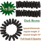 Short Crochet Extensions Jamaican Bounce Curly Hair Spring Twists Loops Crochet