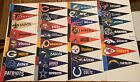 "NEW NFL Football Teams Mini Pennants Pick Your Team 4""x9"" 32 Teams Flag Banner $1.49 USD on eBay"