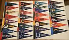 "NEW NFL Football Teams Mini Pennants Pick Your Team 4""x9"" 32 Teams Flag Banner $1.79 USD on eBay"