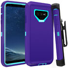 Galaxy Note 9 Defender Case With Screen Protector Fits Otterbox (multiple color)