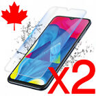 For Samsung Galaxy A50 A20 A30 A70 Premium Tempered Glass Screen Protector 2pack