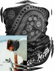 Paisley Outdoor Face Mask By Indie Ridge Microfiber Polyester...