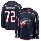 Sergei Bobrovsky Columbus Blue Jackets Fanatics Branded Breakaway Player Jersey