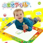 4 Color Children's Water Drawing Painting Mat Board And Magic Pen Doodle Kid Toy