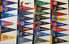 "NEW NBA Basketball Teams Mini Pennants Pick Your Team 4""x9"" 30 Teams Flag Banner on eBay"