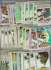 1980 Topps Football set break #1-132, stars and commons, near mint condition $0.99 USD on eBay