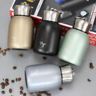 300ML Mini Water Bottle Insulated Stainless Steel Coffee Cute Cup Vacuum Flasks@