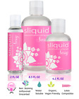 Sliquid SASSY Natural Intimate Lubricant - Choose Size