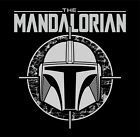 star wars THE MANDALORIAN boba fett jango bounty hunter helmet t-shirt yoda baby $17.0 USD on eBay