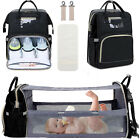 Kyпить Diaper Bag Backpack Multifunction Travel Maternity Baby Changing Bags Waterproof на еВаy.соm