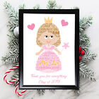 Personalised+Teacher+Gifts+Head+Christmas+Assistant++Frame++Card+Disney+Princess