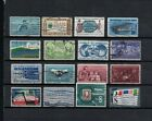 16 Vintage USA stamps priced to clear stock P702