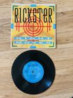 Rickstar - Night Moves Rare 7 Inch Record Rare 1988