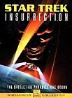 Two DVDs: Star Trek: Insurrection and Star Trek Nemesis on eBay
