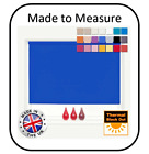 Window Roller Blinds Blackout Custom Hand Made To Measure 100% Thermal Blackout