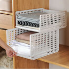 1PCS Storage Solution Box Wardrobe Organiser Drawer Separate New