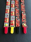 Handmade Pacifier Holder - Disney Pixar - Cars, Wall-E, Up, Incredibles