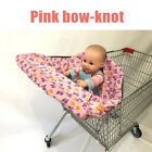 2-in-1 Baby Shopping Trolley Cart Cover Seat kids High Chair Protector Mat ^ US