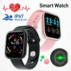 Men Women Smart Watch Heart Rate Monitor Sports Bracelet For iPhone Android