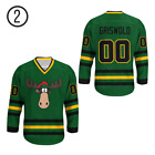 Clark Griswold 00 Chicago Alternate Hockey Jersey moose 2