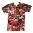 Russell Westbrook Collage T-Shirt