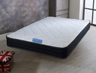 Memory Foam Luxury Matress Spring Mattress 4'6 Double 5ft King bed orthopaedic
