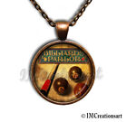 Vintage Billiards Parlor Pool Game Handmade Glass Pendant Necklace or Key Ring $8.08 USD on eBay