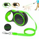 Retractable Dog Leash Leads Extendable Small Puppy Dog Pet Auto Leads 3m/5m Long