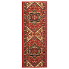 Kyпить Custom Size Hallway Runner Rug Non Slip Rubber Back RED Traditional Oriental на еВаy.соm