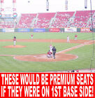 CHICAGO CUBS @ CINCINNATI REDS TICKETS 08/11 TOP 1500 SEATS IN THE PARK! on Ebay