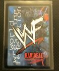 Raw Deal CCG Fully Loaded Rare Cards