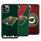 Minnesota Wild Ice Hockey Team Hard Phone Case Cover for iPhone XR XS 11 Pro Max $8.75 USD on eBay