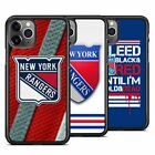 New York Rangers Ice Hockey Hard Phone Case Cover for iPhone XR XS 11 Pro Max $8.75 USD on eBay