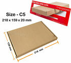 Large PIP Cardboard Postal, Parcel Boxes C5 Size Premium Quantity Fast Delivery
