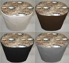 Canvas Coffee Beans Cover Compatible with Ninja Foodi Pressure Cooker
