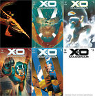 X-O MANOWAR (2020) #1 - NM - Valiant - Presale 03/25 image