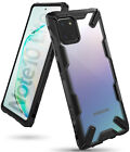For Samsung Galaxy Note 10 Lite Case, Ringke [Fusion-X] Clear Protection Cover
